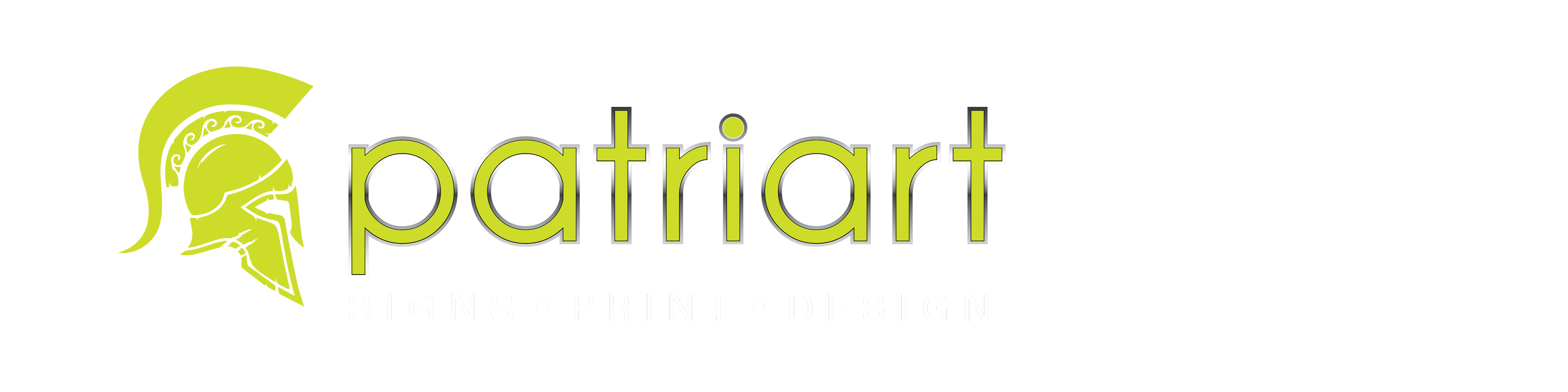 Patriart, signs, print, design, perth
